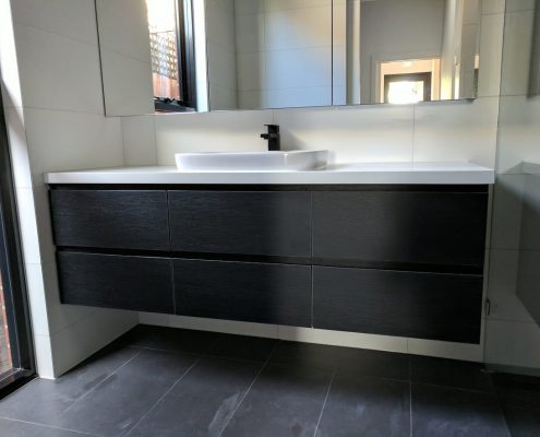 Bathroom Joinery Thomastown