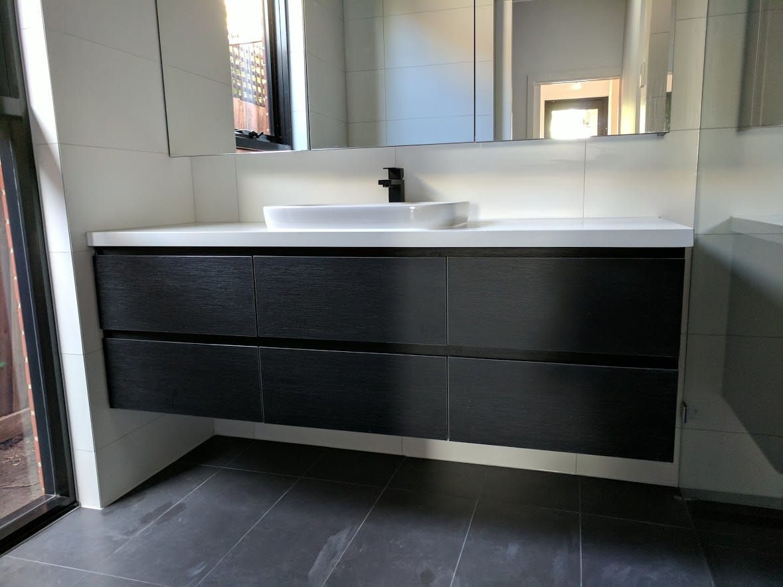 Bathroom Joinery Thomastown