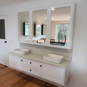 Shaker Bathroom Vanity Melbourne