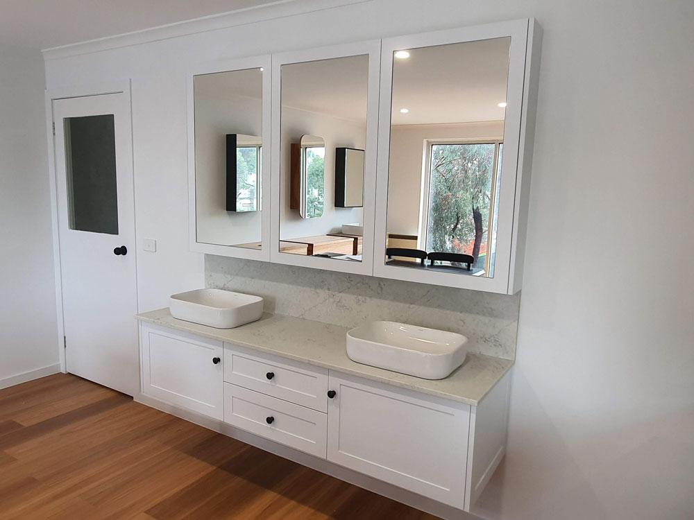 Shaker Bathroom Vanity Melbourne