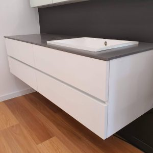 Ultramatt Bathroom Vanity Melbourne