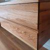 messmate timber vanity