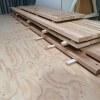 solid timber panel