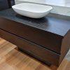 american oak bathroom vanity
